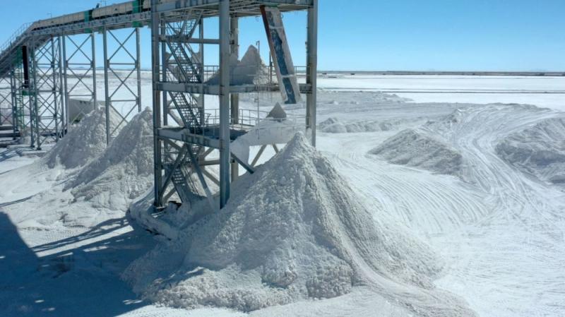 Tuz Gölü'nün nefes kesen manzaraları