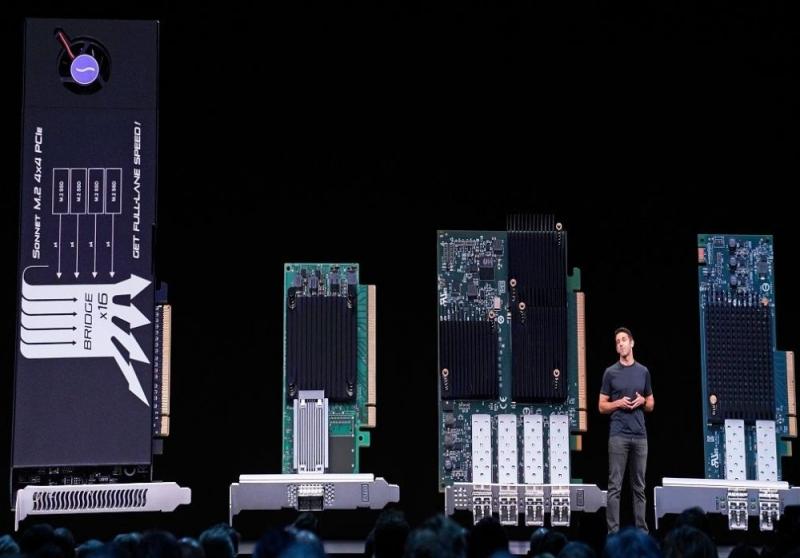 Apple, yeni Mac Pro'yu tanıttı