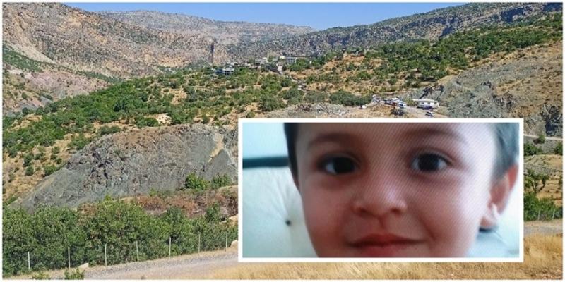 4 yaşındaki çocuk kayboldu