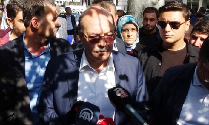 Ak Parti Diyarbakır İl Başkanı Serdar Budak görevden alındı