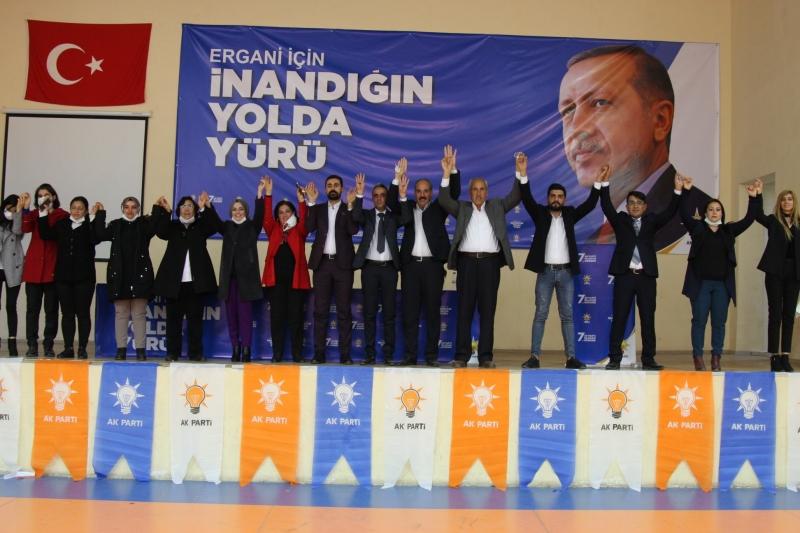 Ak Parti Ergani 7. Olağan Kongresi