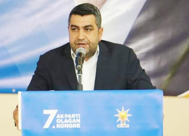 """AK PARTİ İL BAŞKANLIĞI İÇİN ADAYIM """
