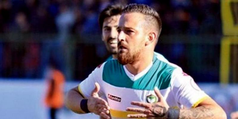 Amedspor'un eski oyuncusu Deniz Naki tutuklandı