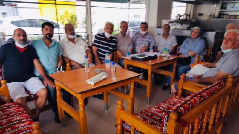 Antalya'da Erganililer Birlik Ve Dayanışma Derneği Kuruldu