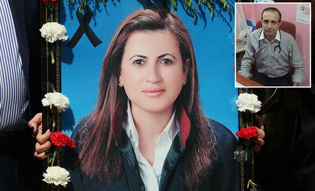 Avukat eşini çocuklarının gözü önünde öldüren doktor kocaya ağırlaştırılmış müebbet