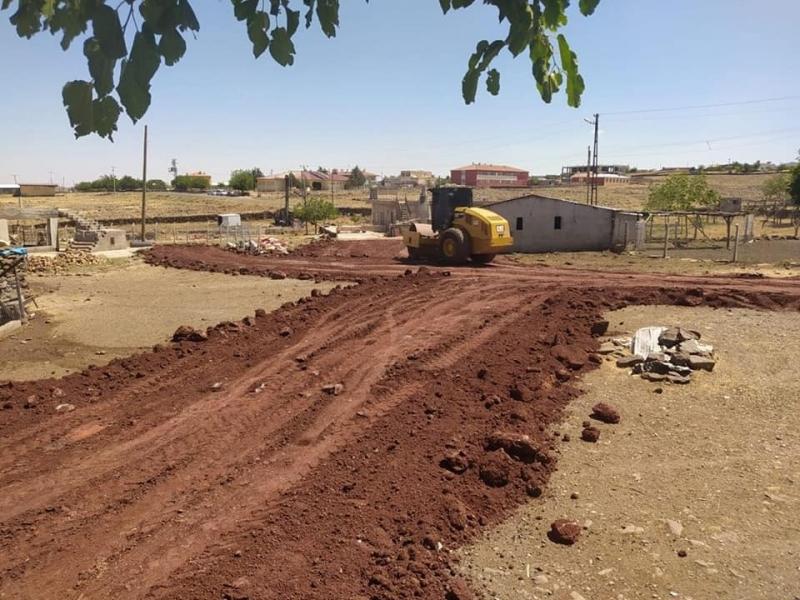 Bağlar Belediyesi'nden Karacadağ Yaylalarına Yol Hizmeti