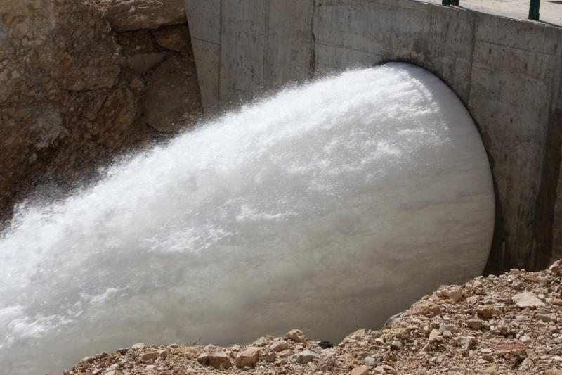 Baraj kapakları habersiz açılıyor