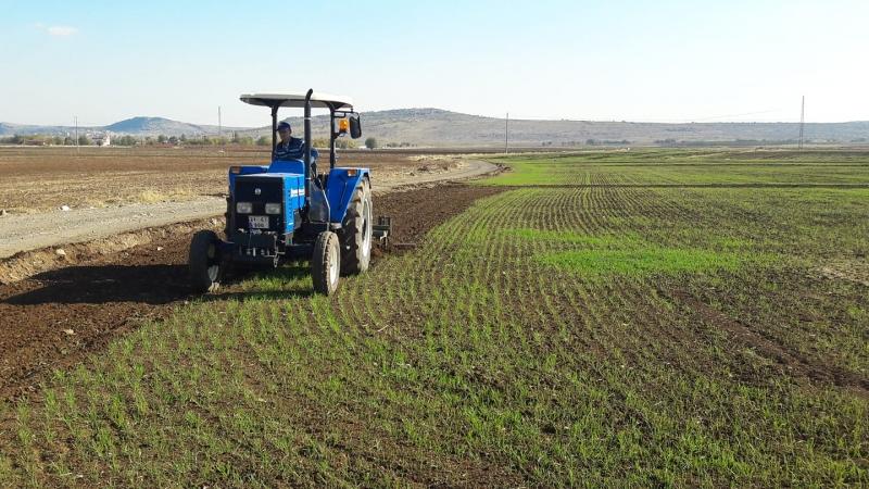 Çiftçilerin Yeni Ekim Sezonu Hazırlıkları Başladı