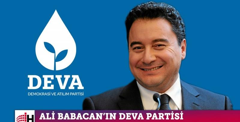 DEVA Partisine Diyarbakır'da yoğun ilgi