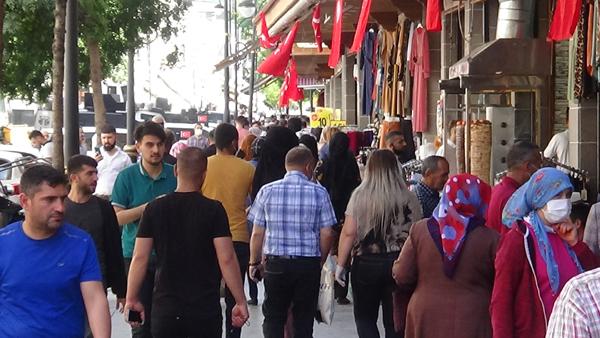 DİYARBAKIR'DA İKİNCİ DALGA ENDİŞESİ!