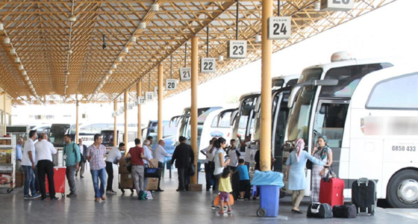 Diyarbakır'da şehirler arası otobüs firmaları seferlerini durdurdu