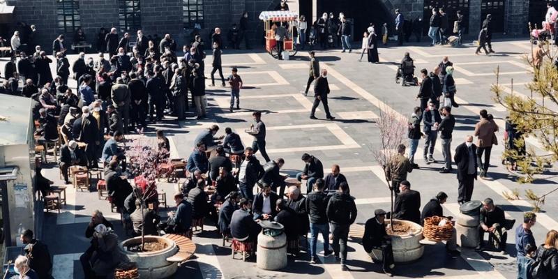 Diyarbakır'da vaka sayısı tırmanışta