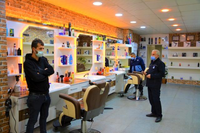 Ergani Belediyesi korona virüs denetimlerine aralıksız devam ediyor