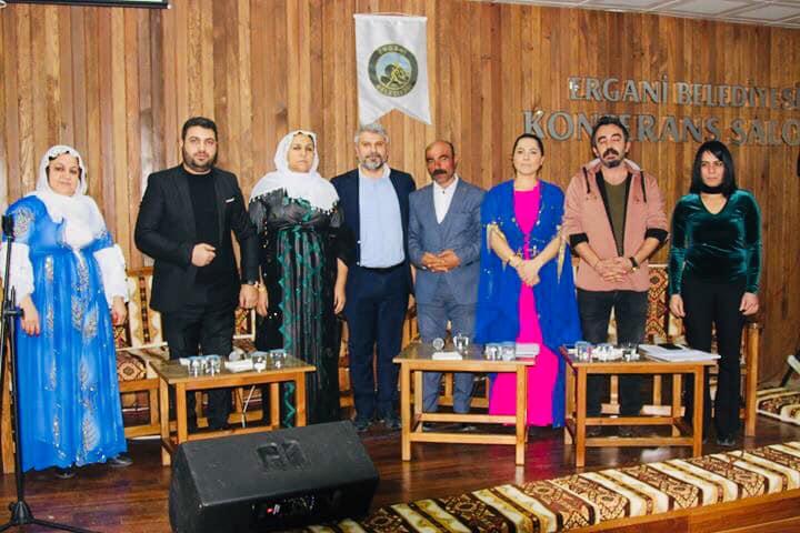 Ergani 'de asırlık 'dengbejlik' kültürü yeniden yaşatılıyor