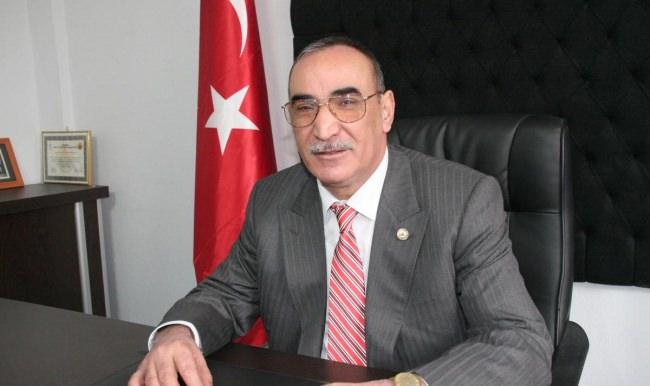 Ergani Ziraat Odası Başkanı İzzet Güzel hayatını kaybetti.