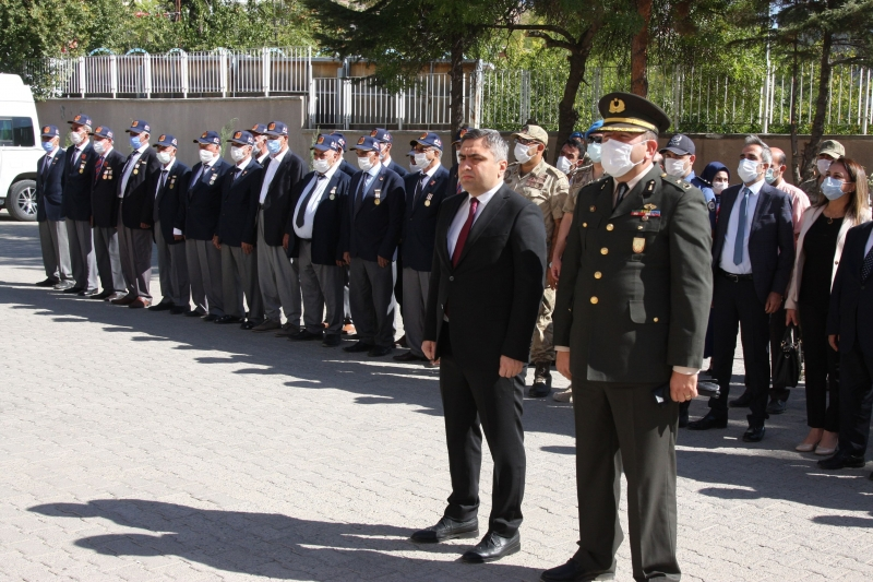 Ergani'de, 19 Eylül Gaziler Günü
