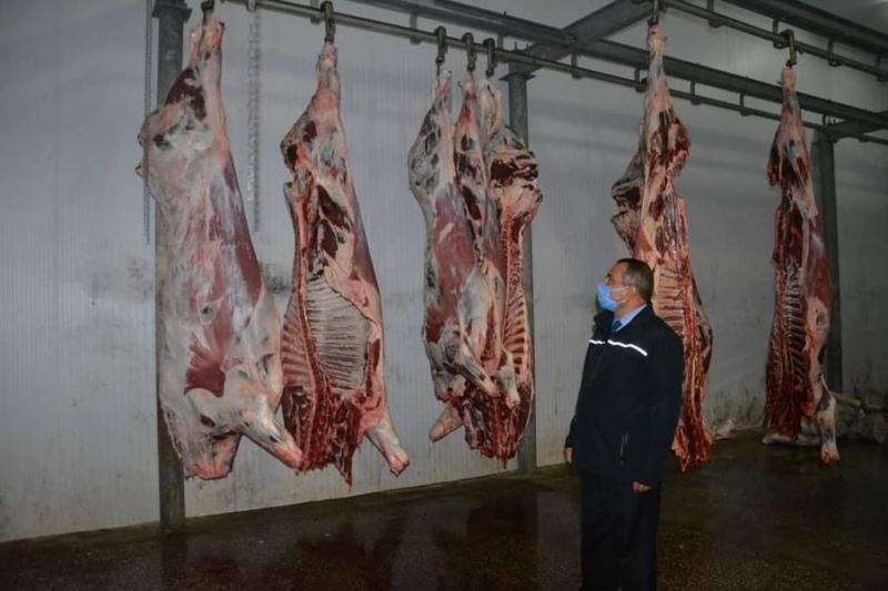 Ergani'de gıda denetimi