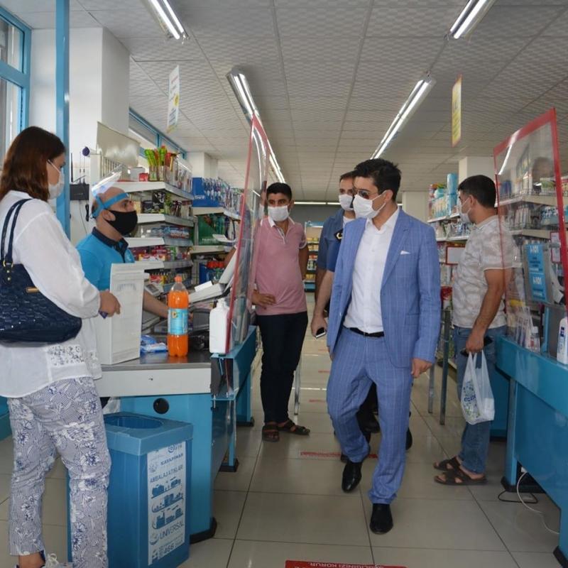 Ergani'de kontrollü sosyal hayat denetimi