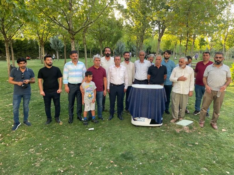 Ergani'de Konya katliamı kınandı