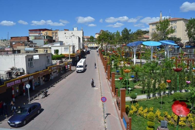 Ergani'de korona virüs sessizliği