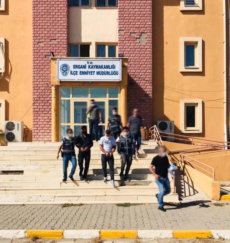Ergani'de polis hırsızlara göz açtırmıyor