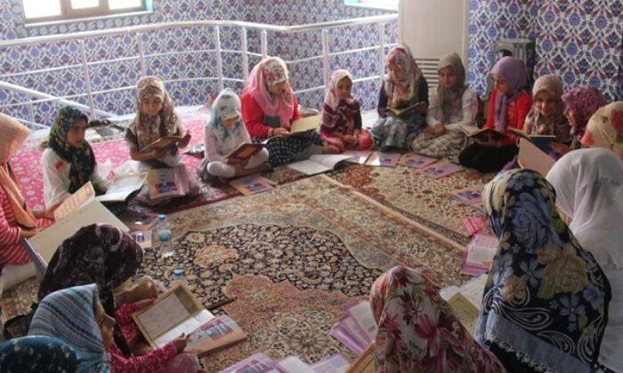 Ergani'ye yatılı kız kuran kursu yapılacak!