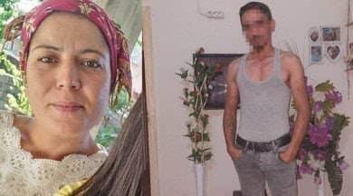 Eşini diri diri yakıp öldüren kocaya ceza yağdı