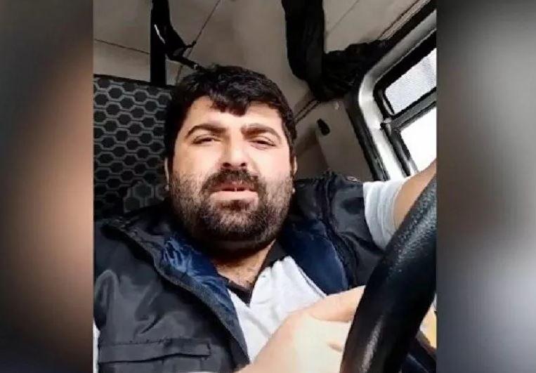 'Evde kal Türkiye ama nasıl kal' diyerek yetkililere tepki gösteren TIR şoförü gözaltına alındı