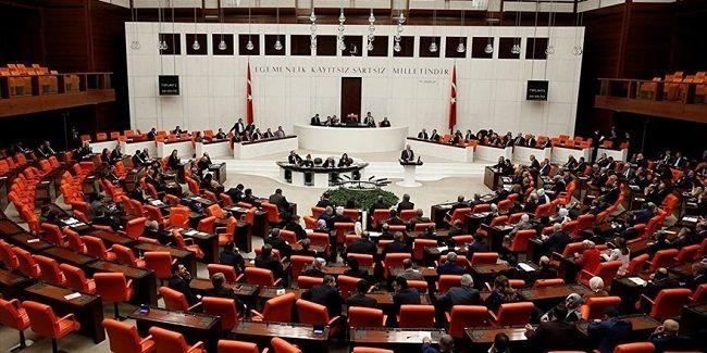 HDP'li 10 vekil hakkındaki fezleke TBMM'ye sunuldu