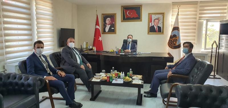 İçişleri Bakan Yardımcısı Çataklı, Ergani'de incelemelerde bulundu