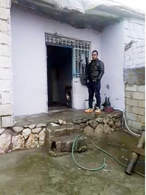 İki odalı evde yaşam mücadelesi