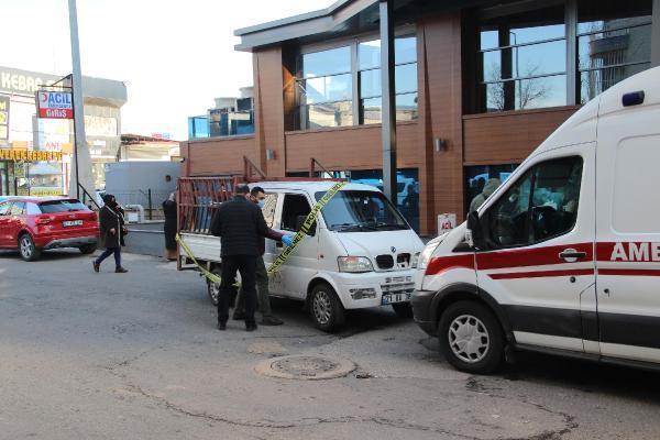 İşyerine pompalı silahla saldırı: 2 yaralı