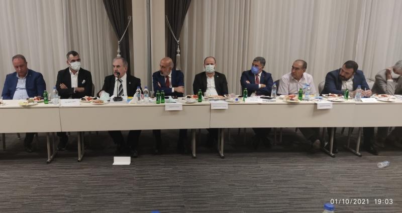 İYİ Parti, Diyarbakır'da Kürt sorununu masaya yatırdı