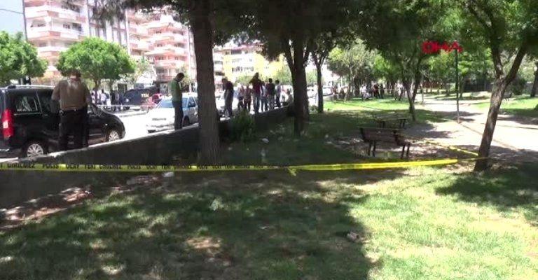 Kayapınar'da Silahlı kavga: 2 yaralı