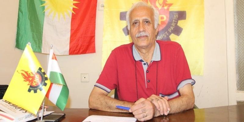 KKP Genel Başkanı Çiftyürek gözaltında