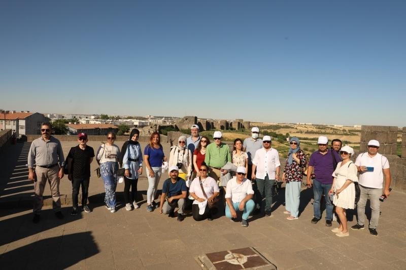 Kültür-sanat muhabirlerinin gözünden Diyarbakır