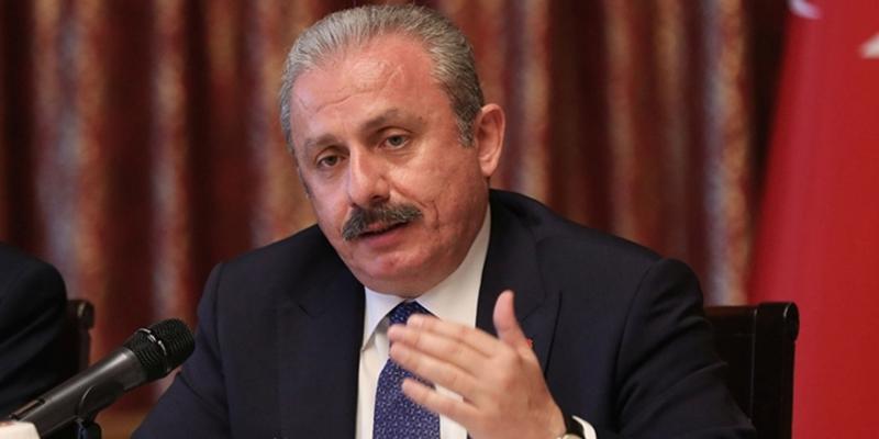 Meclis Başkanı Şentop'tan 'Fezleke' açıklaması