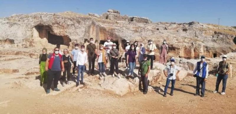 Tarihi mekânlara Kültür ve Fotoğraf gezisi