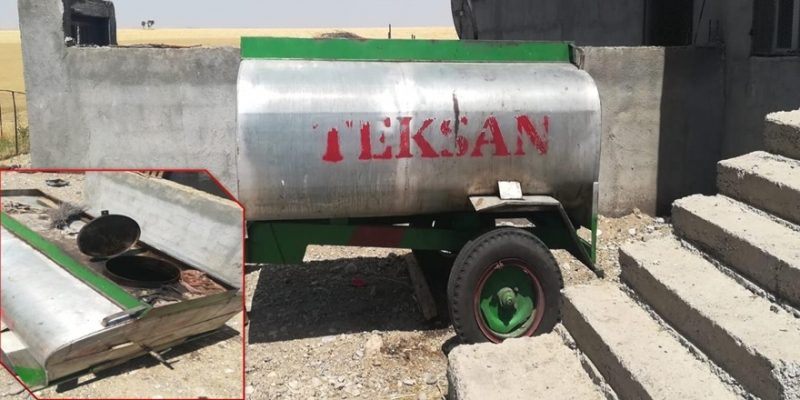 TPAO'ya ait petrol boru hattından hırsızlık: 3 gözaltı