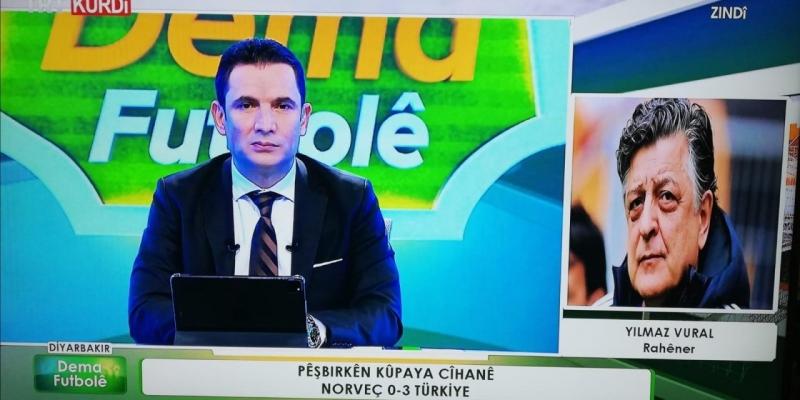 Yılmaz Vural: Amedspor ve Diyarbekirspor inşallah üst lige çıkar