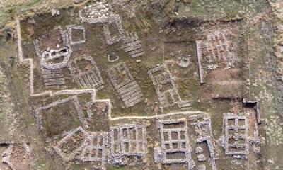 12 bin yıllık tarihin arşivi tutuluyor