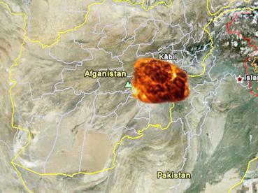 Afganistan'da 15 Taliban Mensubu Hayatını Kaybetti
