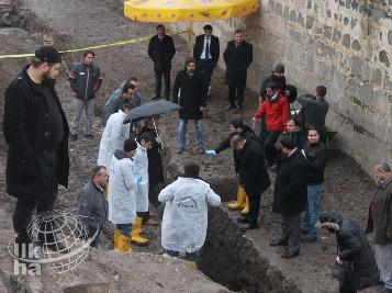 Diyarbakır Eski Cezaevinde insan Kemikleri Bulundu