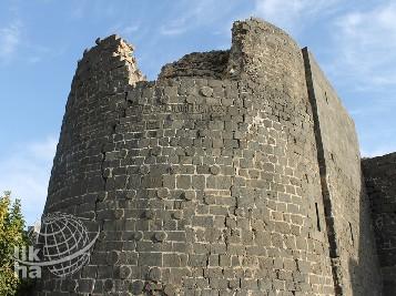 Diyarbakır Surları Köşkte Masaya Yatırılıyor