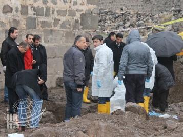 Diyarbakır'daki Kazılarda 2 Kafatası Daha Bulundu