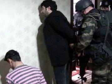 Tefeciler Tutuklandı