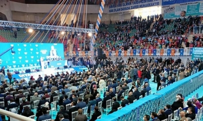 AK Parti Diyarbakır il Başkanı M. Şerif Aydın oldu