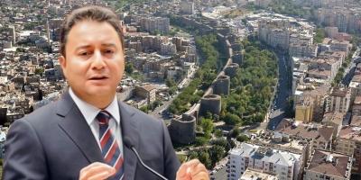 Ali Babacan'ın Diyarbakır programı belli oldu