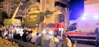 Bağlar'daki patlamada 2 kişi yaralandı!