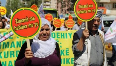 'BİR GÜN DEĞİL, HER GÜN KÜRTÇE' KAMPANYASI